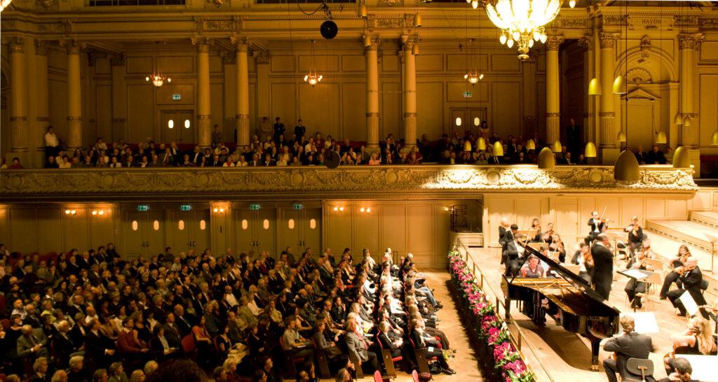 Grosser Tonhalle Saal Zürich